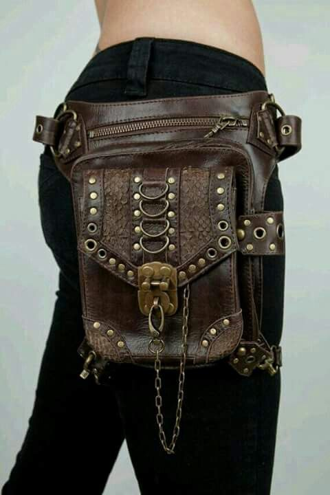 Steampunk Hip Pack.