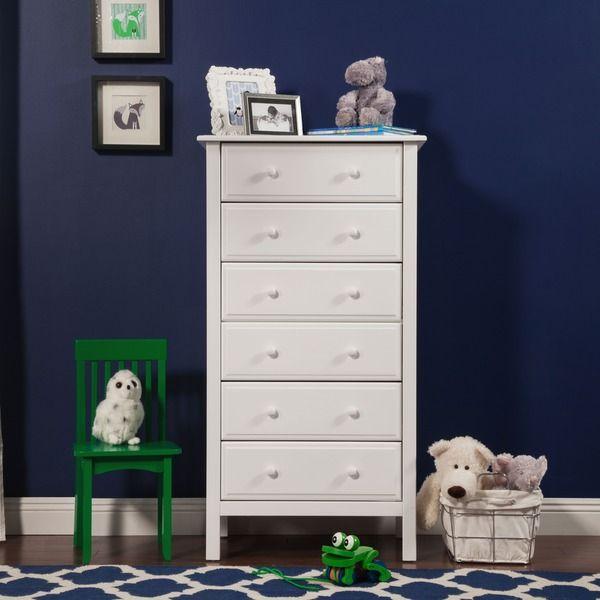 DaVinci Jayden 6-drawer Tall Dresser