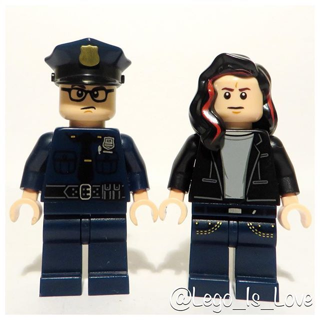 My custom Lego @idubbbz (Content Cop) and @boyinaband thoughts?  Hey guys Im out of the country right now I can still post but the...