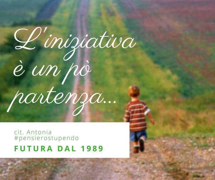 L'iniziativa è un pò partenza... - Cit. Antonia di FUTURA Coop. Sociale Onlus www.futuracoopsociale.it www.geneticamentediverso.it