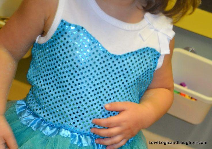 Princess Play Clothes - Elsa - Super Simple Queen Elsa Tank Tops
