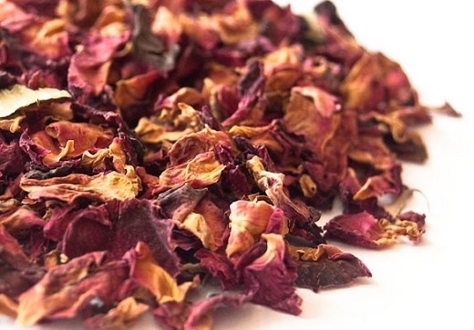 dried rose buds are a common spice used in marinades and kormas. Rose ...