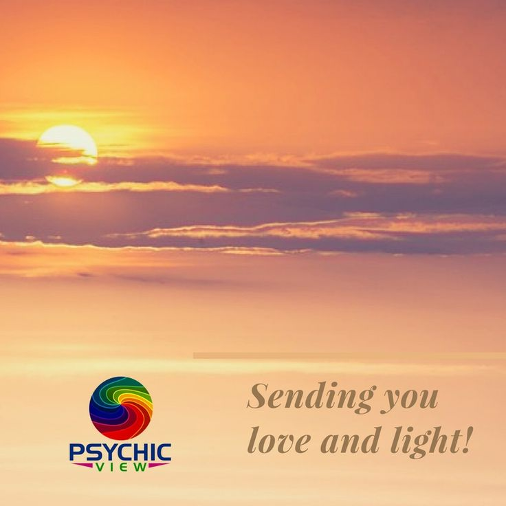 @PsychicViewTeam sends love and light to everyone!  Join us Wednesday's 7.30pm Live and Interactive Intuitive Guidance Readings Psychic Medium Tracey-lee & Clairvoyant/Medium Sharona