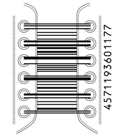 Les codes barres, quelque peu originaux. | Mon Espace                                                                                                                                                                                  | #barcodeGraphics #barcodeArt