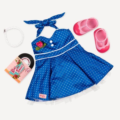 Superb Our Generation Retro Dance Party Outfit Now At Smyths Toys UK! Buy Online Or Collect At Your Local Smyths Store! We Stock A Great Range Of Our Generation At Great Prices.