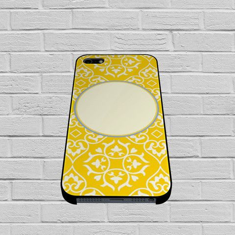 Bright Yellow And Blue Pattern Monogrammed case of iPhone case,Samsung Galaxy #case #casing #phonecase #phonecell #iphonecase #samsunggalaxycase #hardcase #plasticcase