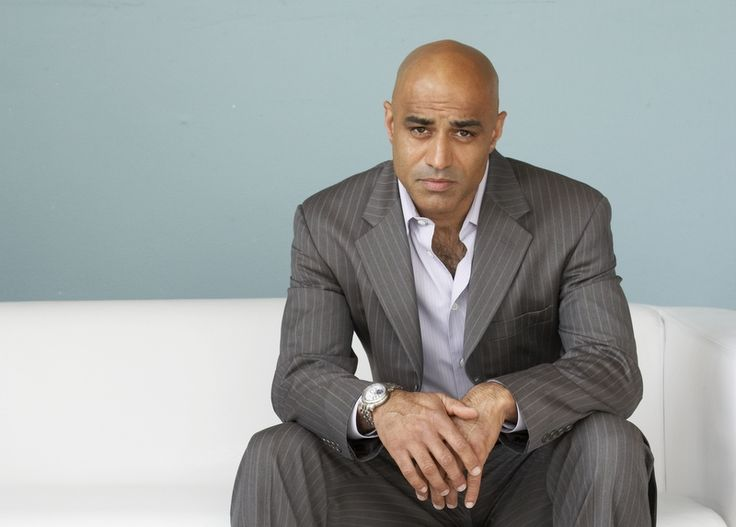 An Interview with Faran Tahir - GeekMom (my first interview)