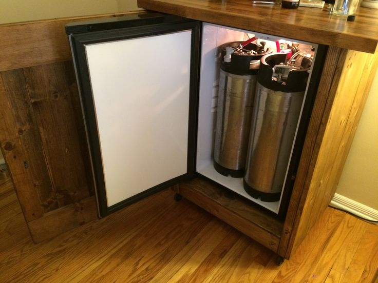 Danby DAR044A6BSLDB Kegerator Cabinet Build - Page 3 - Home Brew Forums