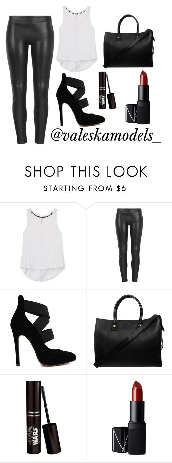 """Good For You"" by valeska-models on Polyvore featuring moda, Rebecca Minkoff, MuuBaa, Paul & Joe y NARS Cosmetics"
