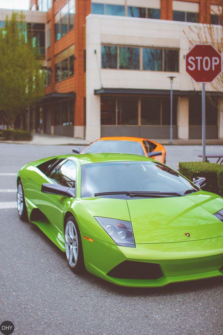 Charming Lamborghini Murcielago