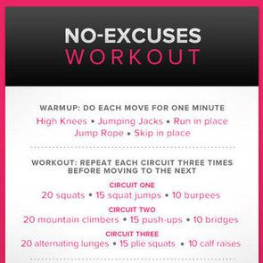 Printable Workouts Latest News, Photos and Videos | FitSugar