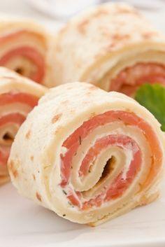 Alimentazione Sana & Cucina Naturale: Rotolo di patate al salmone e finocchietto
