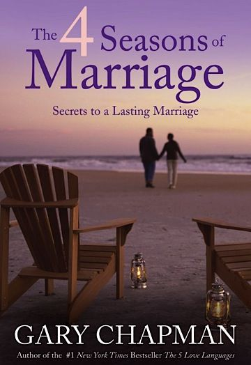 FREE e-Book ~ The 4 Seasons of Marriage: Secrets to a Lasting Marriage! {ooh la la!} ~ at TheFrugalGirls.com this is the book that Josh put my ring in, we have another copy as well, but now we can read it together!! #books