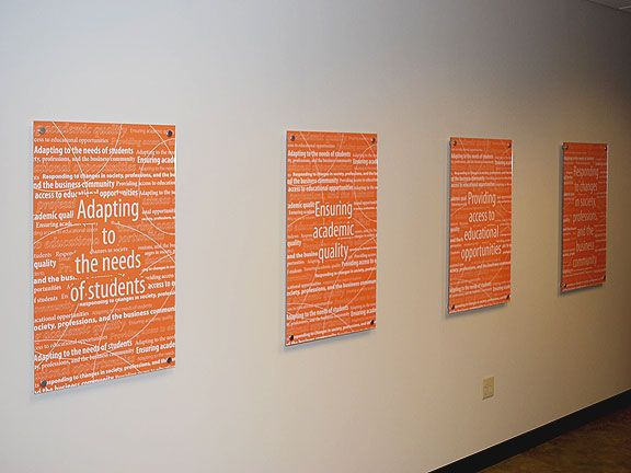 frameless posters acrylic display frames u2013 highlights simplicity and originality provides a