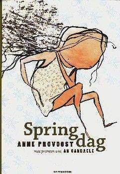 Springdag - Anne Provoost(+6) Zilveren griffel