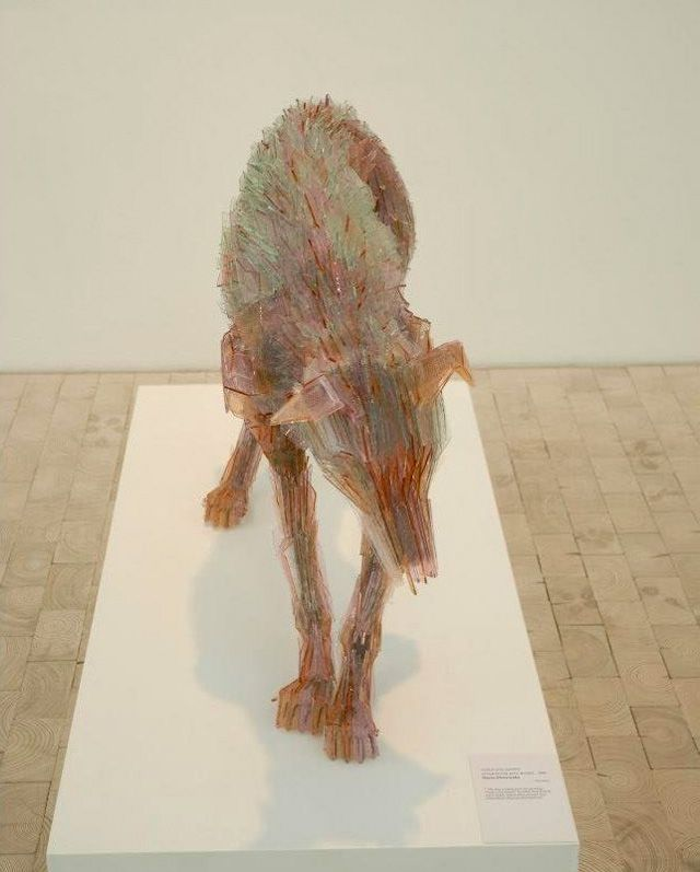 Shattered Glass Animals