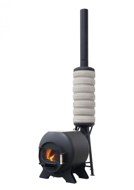 145 best tiny house heating cooling images on pinterest for Decorative rocket stove