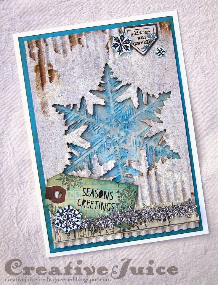 Creative Juice: Tim Holtz Tags of 2014