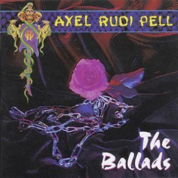 """L'album di #AxelRudiPell intitolato """"The Ballads""""."""