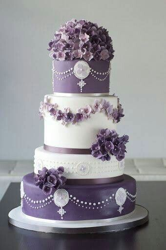 wedding cake lavender and white 85 best images about purple weddings on 23063