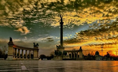 Famous Attractions In Hungary