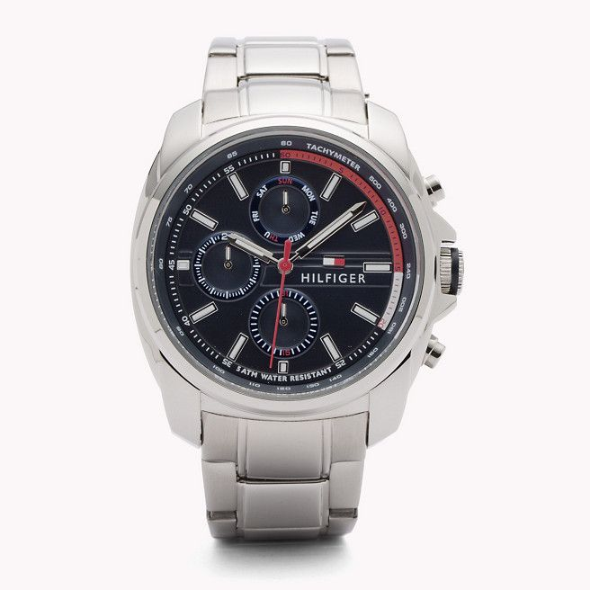 Tommy Hilfiger Tommy Hilfiger Watch - silver (White) - Tommy Hilfiger Watches - main image