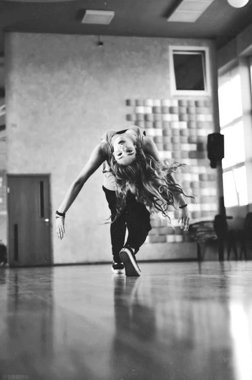 Chachi Gonzales! Omg I love the way she dances<3