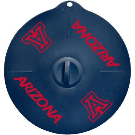 Ncaa Arizona Wildcats Silicone Lid, Multicolor
