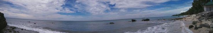 Sumur Tiga Beach