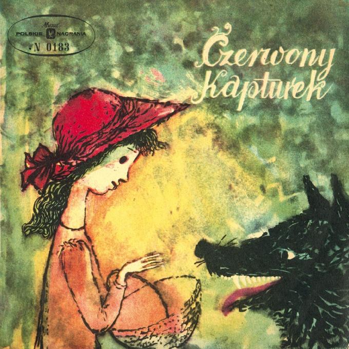 """Bajki-Grajki nr 1 """"Czerwony Kapturek"""""""