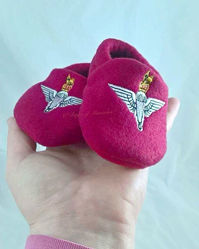 We are getting really excited for the #templeatwarshow, these adorable baby slippers will be coming with us, just 1 of the many products.  Here is their link http://instagram.com/templeatwarshow  #templeatwar #parachuteregiment #army #military #militaryfamilies #handmade #handmadeuk #handmadebusiness #etsy #etsyseller #etsyshop #ebay #ebayshop #ebayseller #instalove #instagood #babyshoes #babyshower #bagsofmemories #etsymgmt #etsyfinds #etsygifts #mumstobe #supportsmallbusiness…