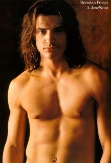 Brendan Fraser for George of the Jungle - oh maaan