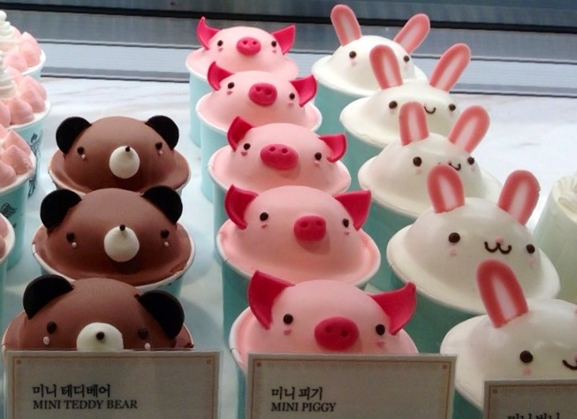 The Menagerie Cakes Seoul