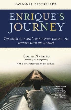 In this astonishing true story, award-winning journalist Sonia Nazario recounts the unforgettable odyssey of a Honduran boy who braves unimaginable hardship and peril to reach his mother in the United States.