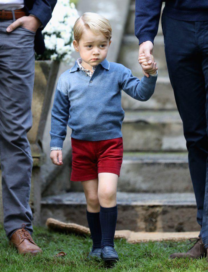 Le Prince George et la Princesse Charlotte Volent la Vedette à Leurs Parents Pendant Leur Séjour au Canada