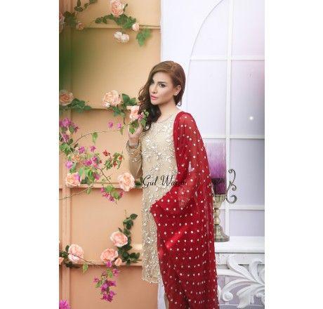 Pakistani Designer Dresses - Lowest Prices - Goldenage Classic Pret by Gul Warun…