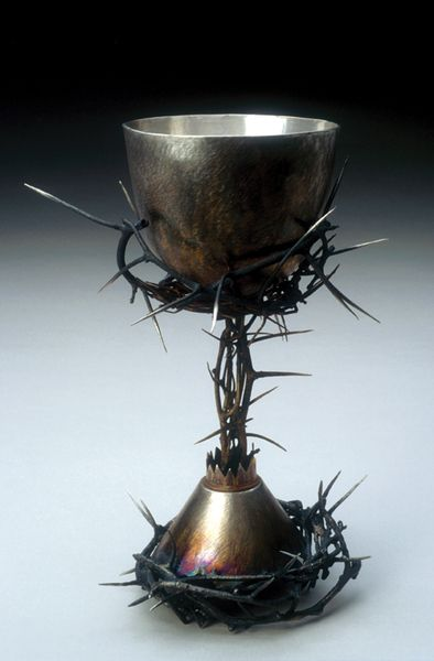 "Visit link for my archived post for Feast of Corpus Christi and Global Hour of Prayer With The Pope.Image shown here ""Can you drink this cup I am about to drink?"" by John Kiefer."