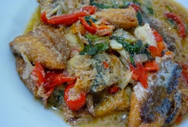 Resep Masakan Indonesia: Resep Pindang Masak Santan Pedas