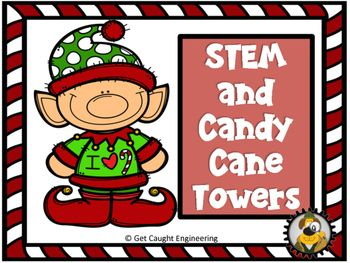 STEM and Candy CanesNeed a quick engineering energizer? Whether you want a fun STEM challenge before the holiday break or want to use up some extra candy canes when you return to the classroom after the Holidays, this is a great hands on STEM activity that is short and sweet!
