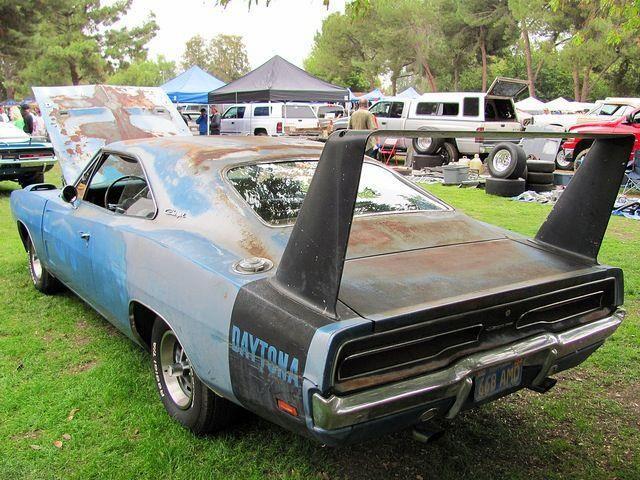 Daytona Dodge Pinterest