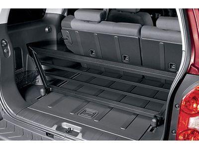 OEM 2007 Nissan Xterra Sliding Cargo Area Divider