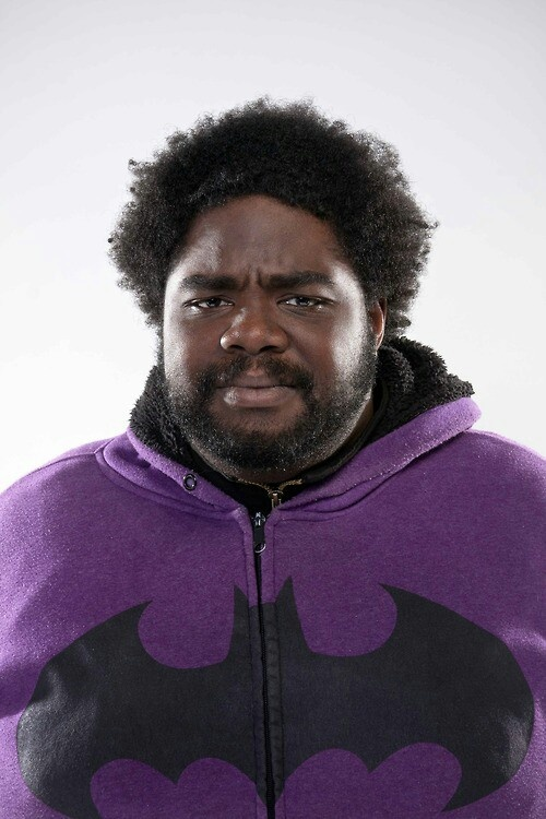ron funches laugh
