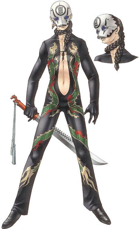 Sangyokai grunt from Maken X