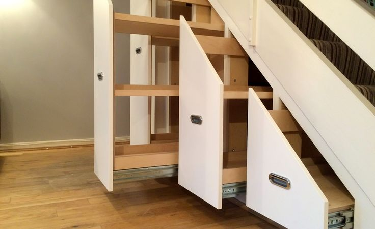 Bespoke Under Stairs Shelving: 1000+ Images About Under-stair Storage & Pull Outs On