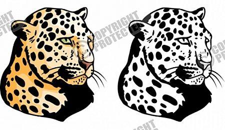Free Sample Cheetah Wildlife Animals Vector Clipart Download