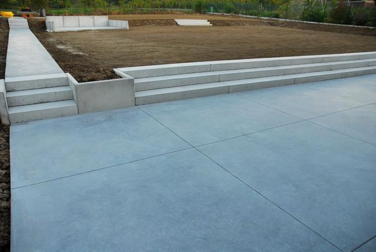 gepolierde beton terras hout - Google Search