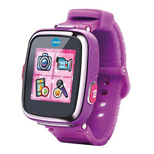 VTech Kidizoom Smartwatch Appareils Photo Numériques 0.3 Mpix: Grâce au capteur intégré, la montre suit l'enfant dans tous ses mouvements…