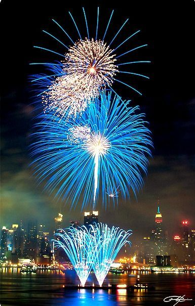 july 4th fireworks show nyc