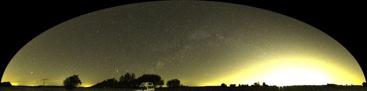 Astronomie: Pollution lumineuse : 80 % d'entre nous ne voient plus les étoiles + vidéo - Frawsy