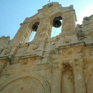 Arkadi Kreta Greece n old monasteri